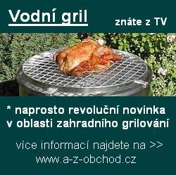 Vodn� gril